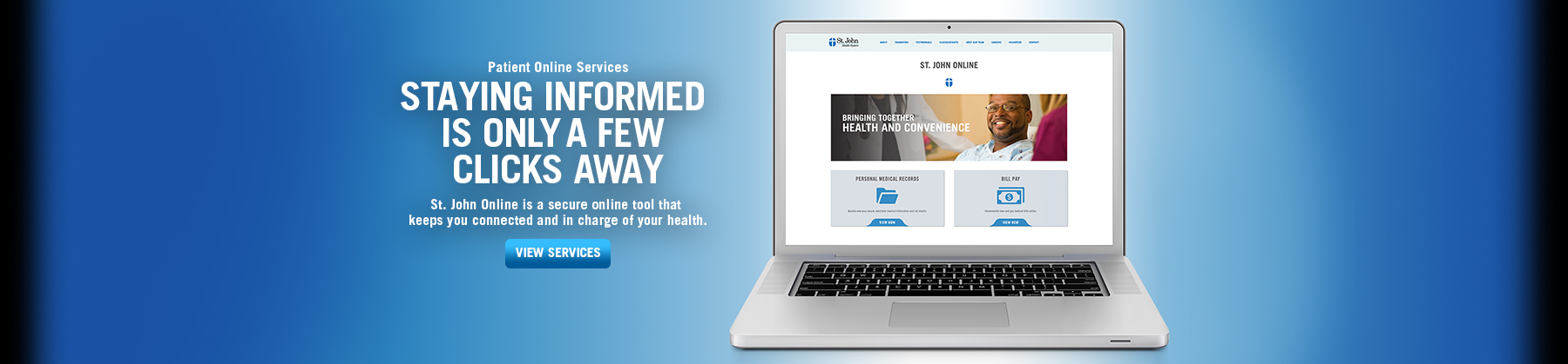 Patient Online Services
