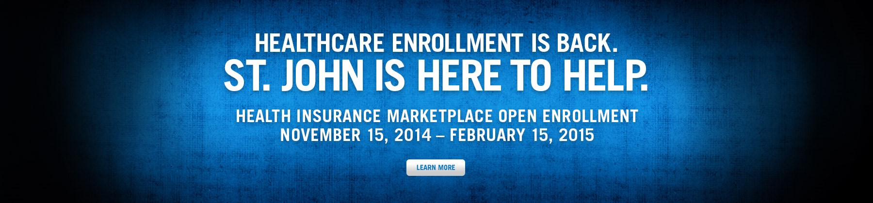 Healthcare Enrollment Is Back