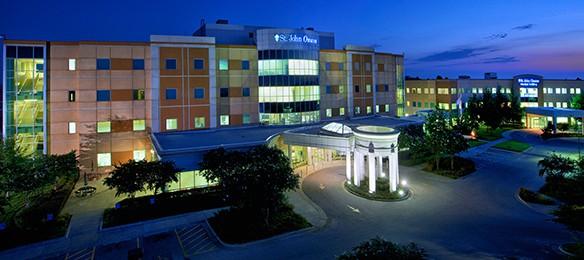 St. John Owasso Hospital located in Owasso, OK