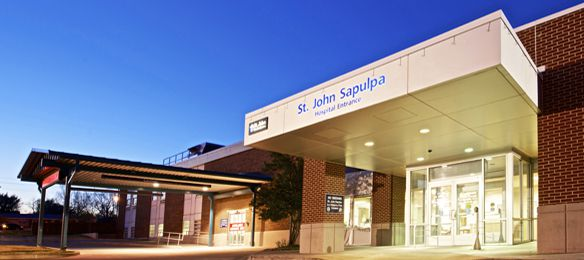St. John Sapulpa Hospital located in Sapulpa, OK