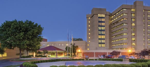 St. John Jane Phillips Medical Center and Hospital located in Bartlesville, OK