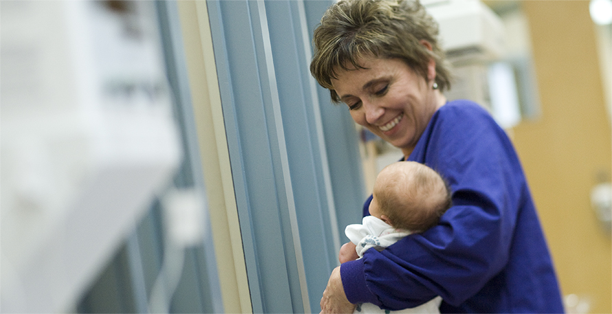 Newborn Nursery Childbirth Care Tulsa Oklahoma – Newborn Nursery Nurse