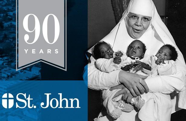 St. John Celebrates 90 Years