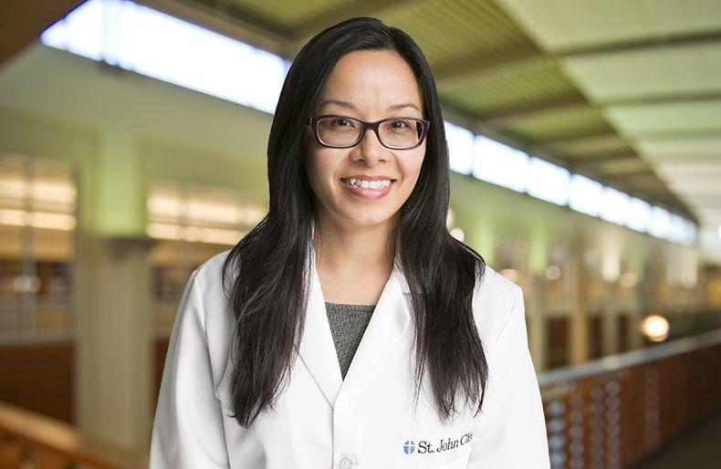 Dr. Kim Pham joins St. John Clinic at 101st and Elm