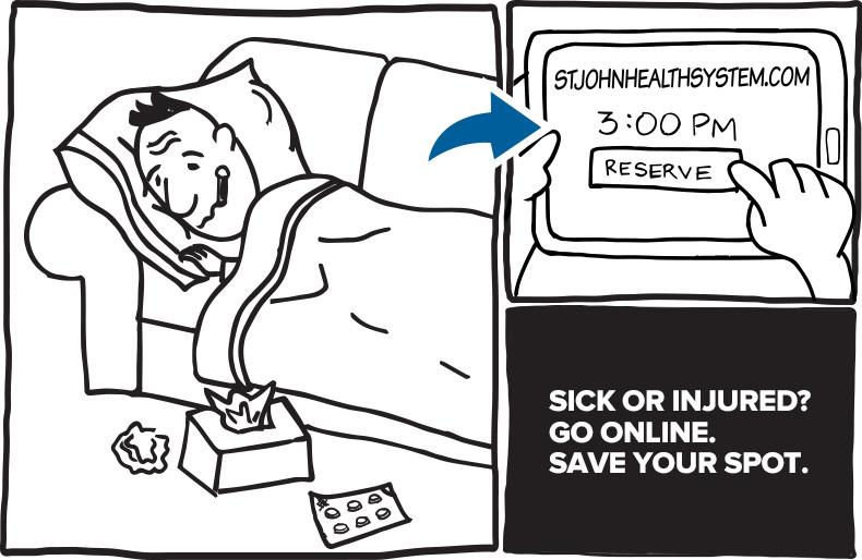 Online Urgent Care & ER Reservations