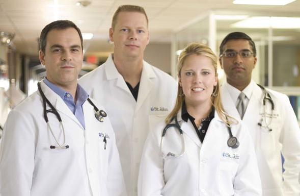 St. John Health System physicians