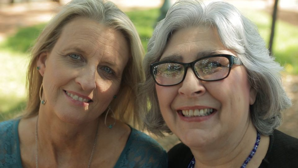 STEPHANIE AND CHERYL – TRANSPLANT CENTER