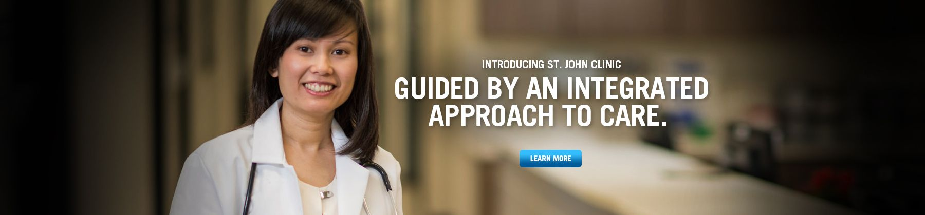 Guided by an integrated approach to care