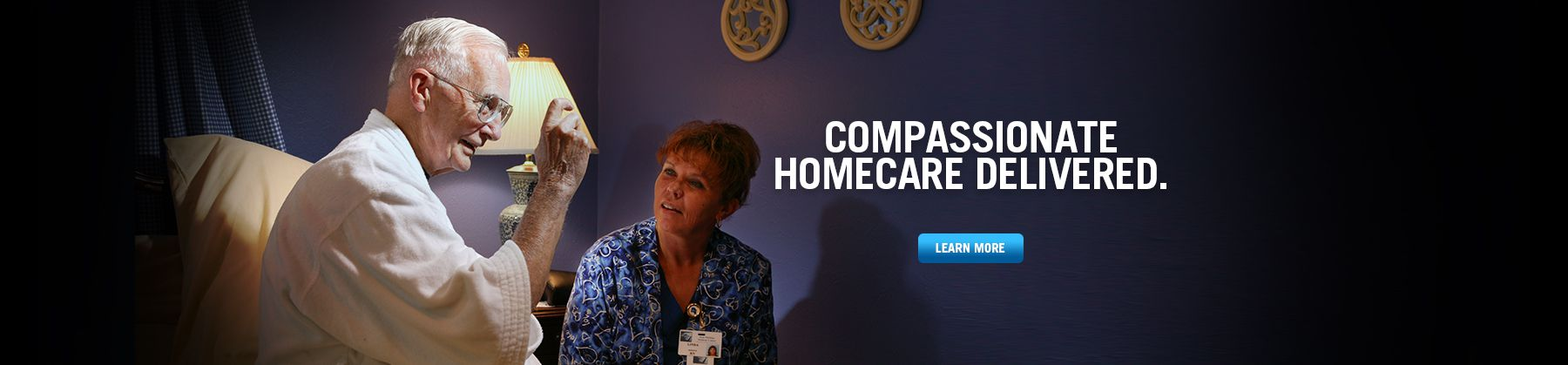 Compassionate Homecare Delivered.