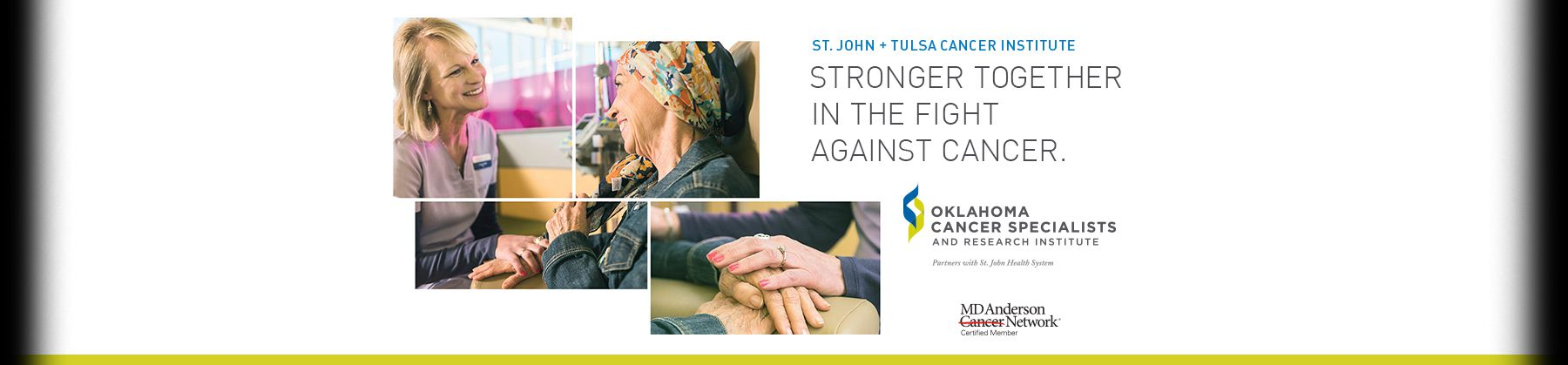 Stronger Together in the Fight Against Cancer