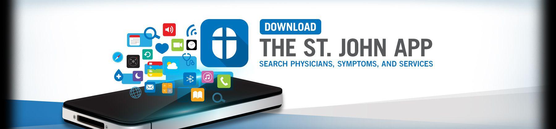 St. John Mobile App