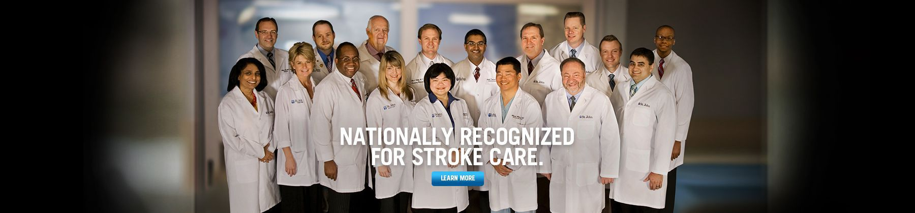 Nationally Recognized for Stroke Care