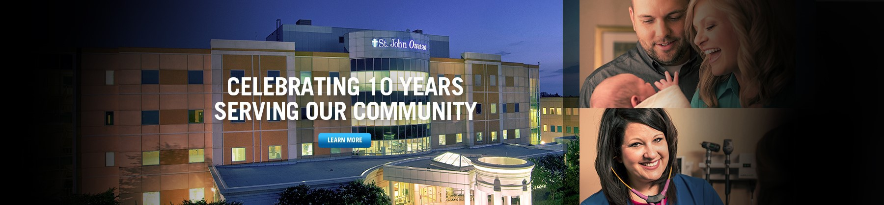 Celebrating 10 Years Serving Our Community