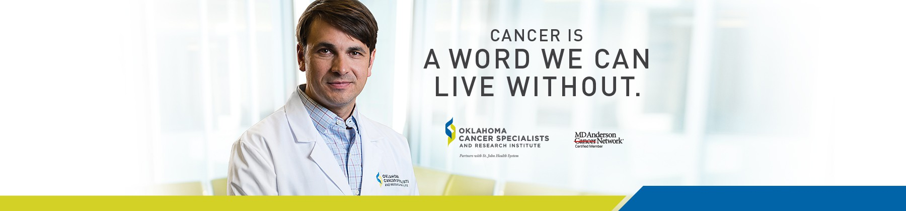Cancer Is a Word We Can Live Without