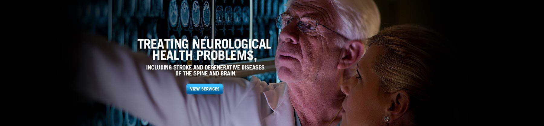 Treating Neurological Health Problems