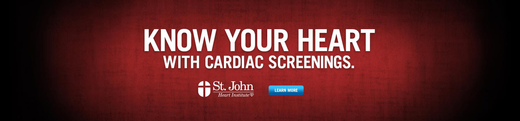 Know Your Heart with Cardiac Screenings