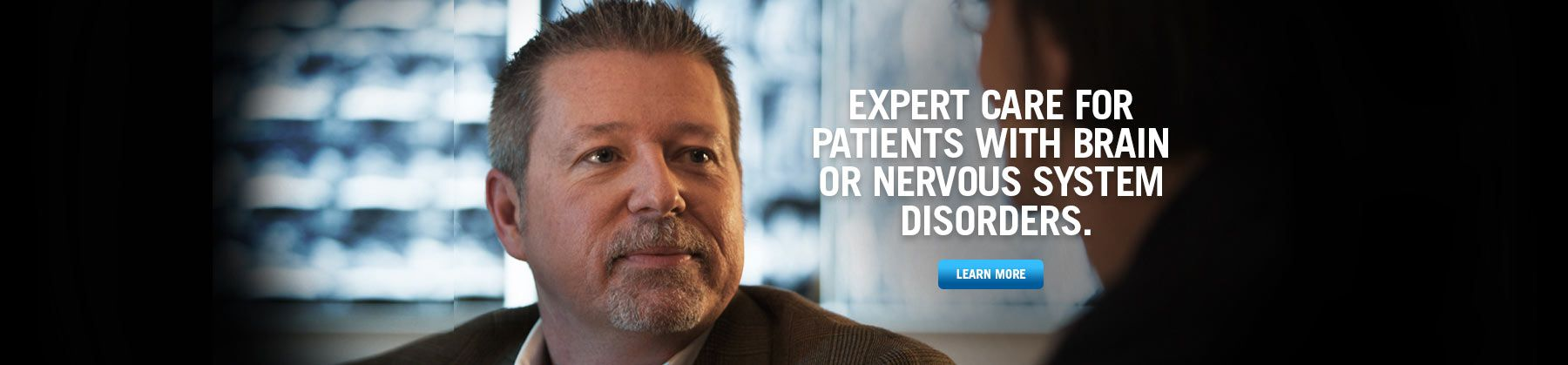Expert Care for Patients with Brain or Nervous System Disorders